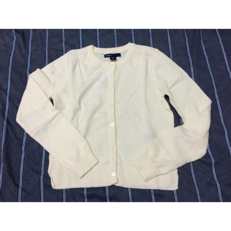 降價,Gap 米白色針織外套,薄外套