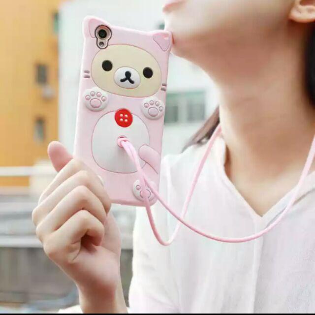 卡哇伊iphone6 6S 6PLUS 5SE OPPO R9 R9Plus R7 R7s