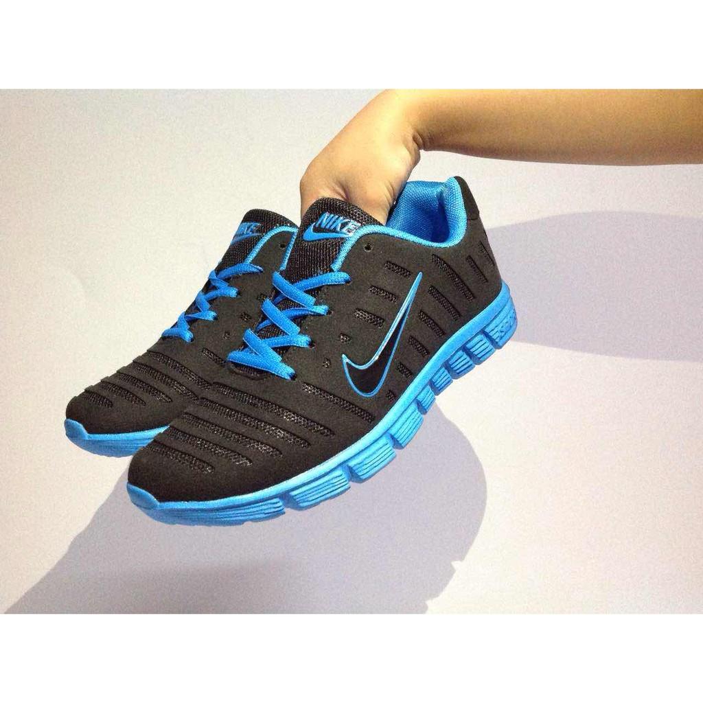 耐吉NIKE Free RN Flyknit 赤足編織透氣輕量男女款慢跑鞋2016 NIK