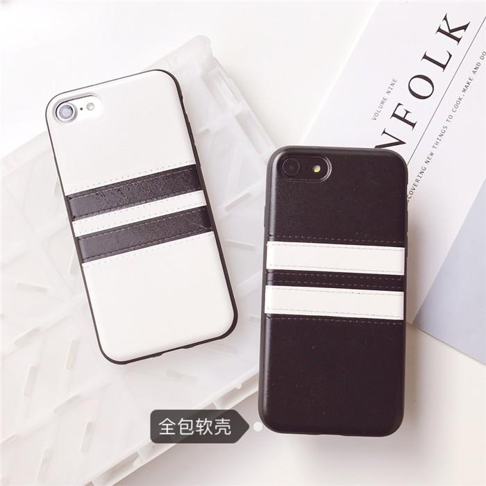 iphone6 6s 簡約條紋全包軟殼iphone6plus 6splus 防摔手機殼條紋