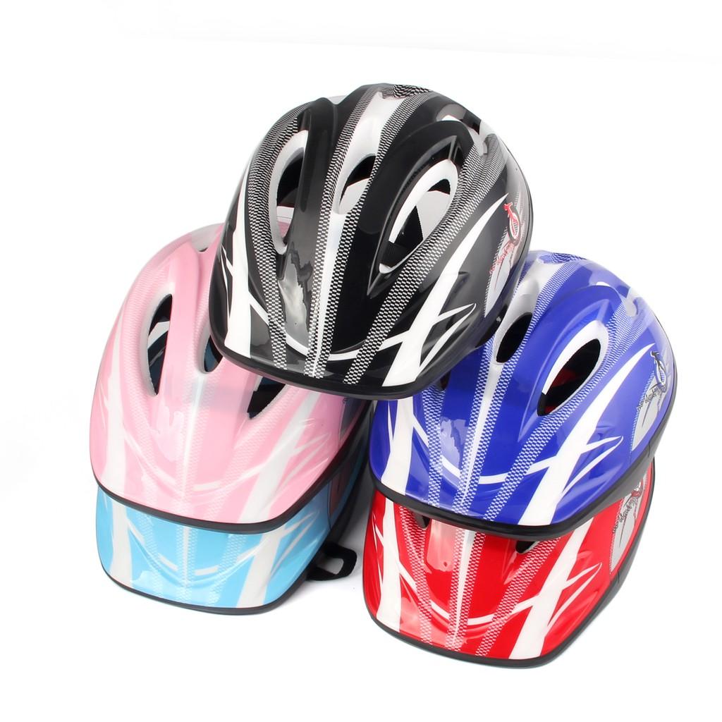 輪滑安全帽兒童溜冰滑板車安全帽騎行安全帽兒童自行車安全帽