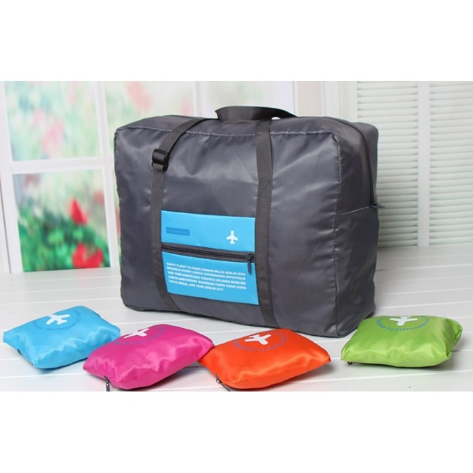 ~NewDemand ~NewLife ㊝防潑水折疊式拉桿手提袋旅遊肩背包行李袋 大收納折