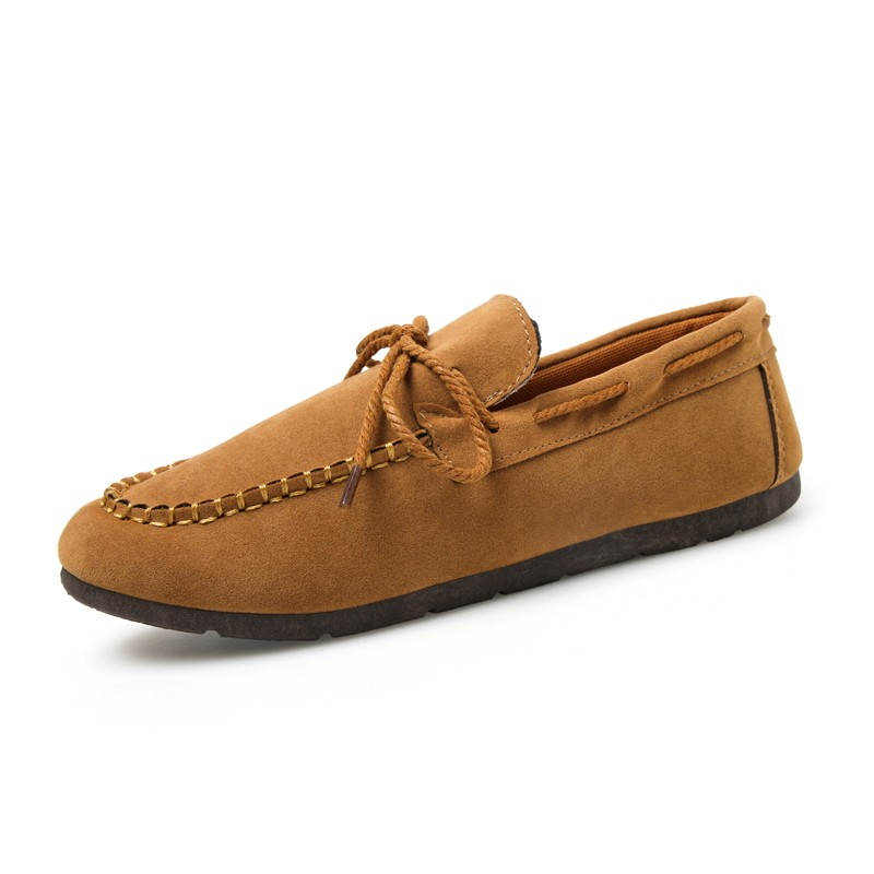 USUN ®~情侶系列~~豆豆鞋~ 休閒情侶豆豆鞋駕車鞋35 44 偏小一碼