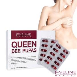 ~13 號店~~EVELINE ~BEAUTY 女皇蜂子玫瑰香氛減齡膠囊醫師娘 組女皇蜂子
