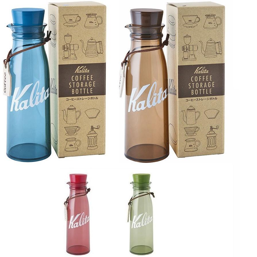 Kalita 咖啡豆攜帶型密封罐4 色