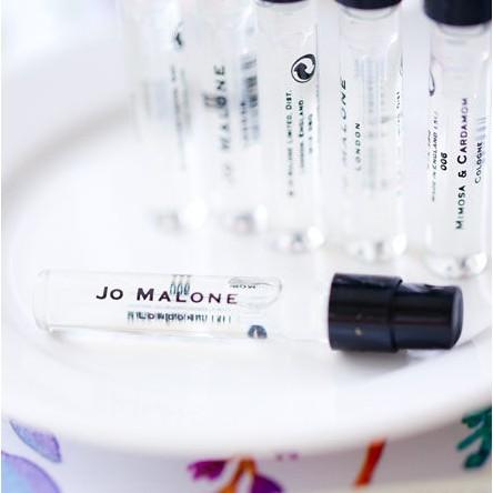 Jo Malone 英國 香水試管小香1 5ml 裸管 香味針管香水小香小香水~B0618