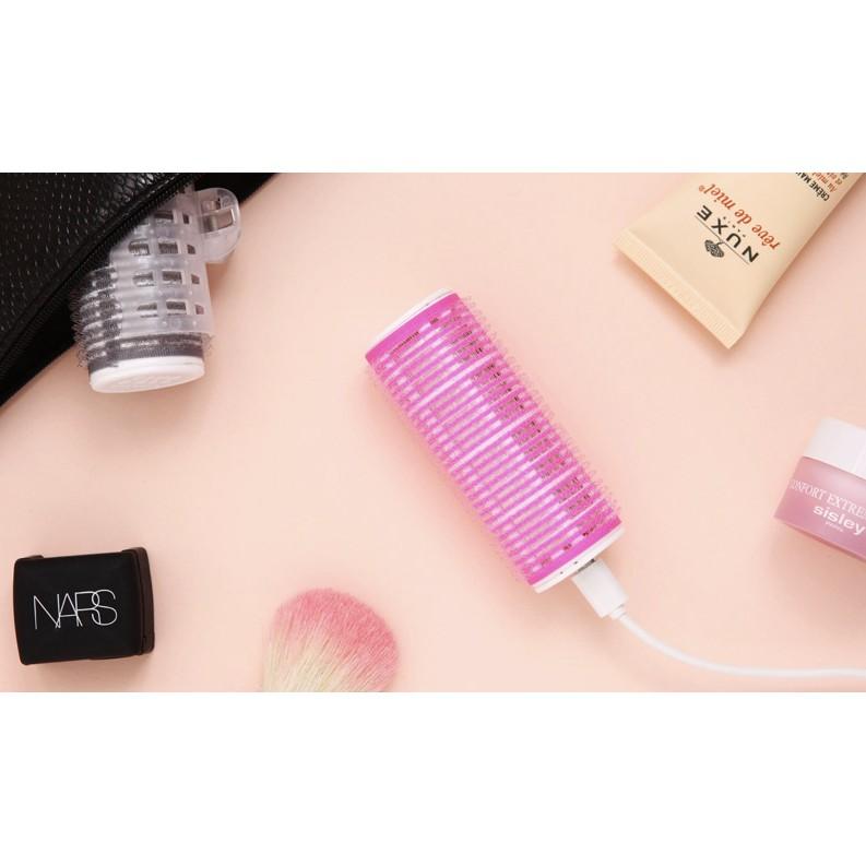 韓國TINAROLL USB 充電加熱捲髮器