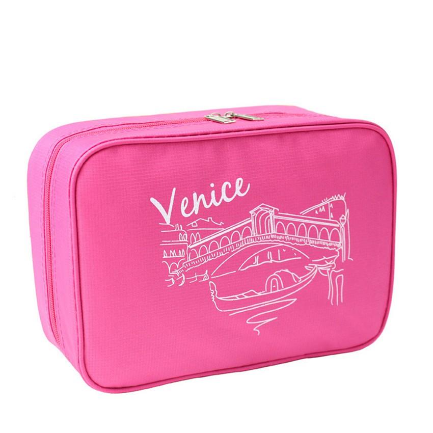 家居旅行大容量洗漱包戶外掛式尼龍收納包男女 防水化妝包(由于711 包裹尺寸限制,購買時請