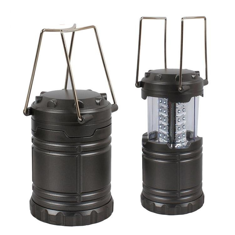 30 顆LED 伸縮燈工作燈登山緊急照明釣魚手電筒露營燈帳棚燈野營燈戶外燈