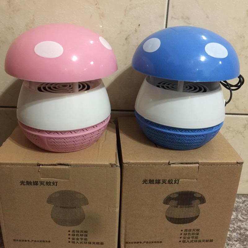 USB 光觸媒滅蚊燈吸入式滅蚊燈蚊燈高效滅蚊安全節能蝦皮299
