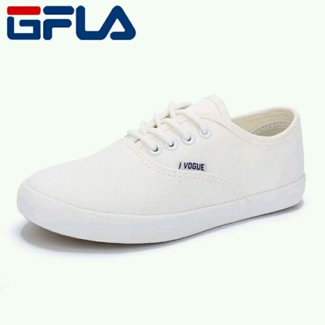 帆布鞋白色夏天