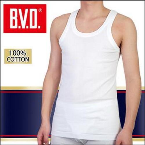 BVD 背心100 純棉 製
