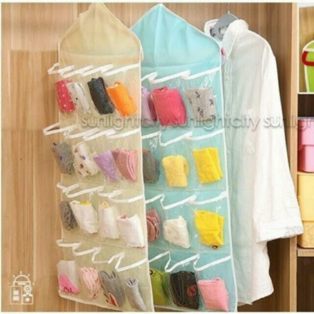 大 衣櫃分類收納袋