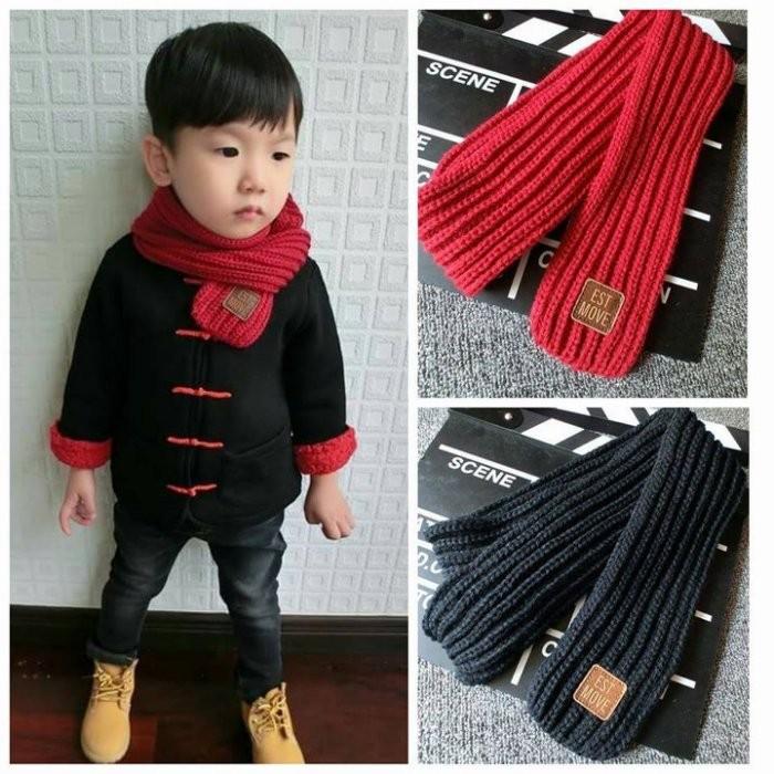 2016 過年喜氣中國風加絨外套 的圍巾保暖圍巾