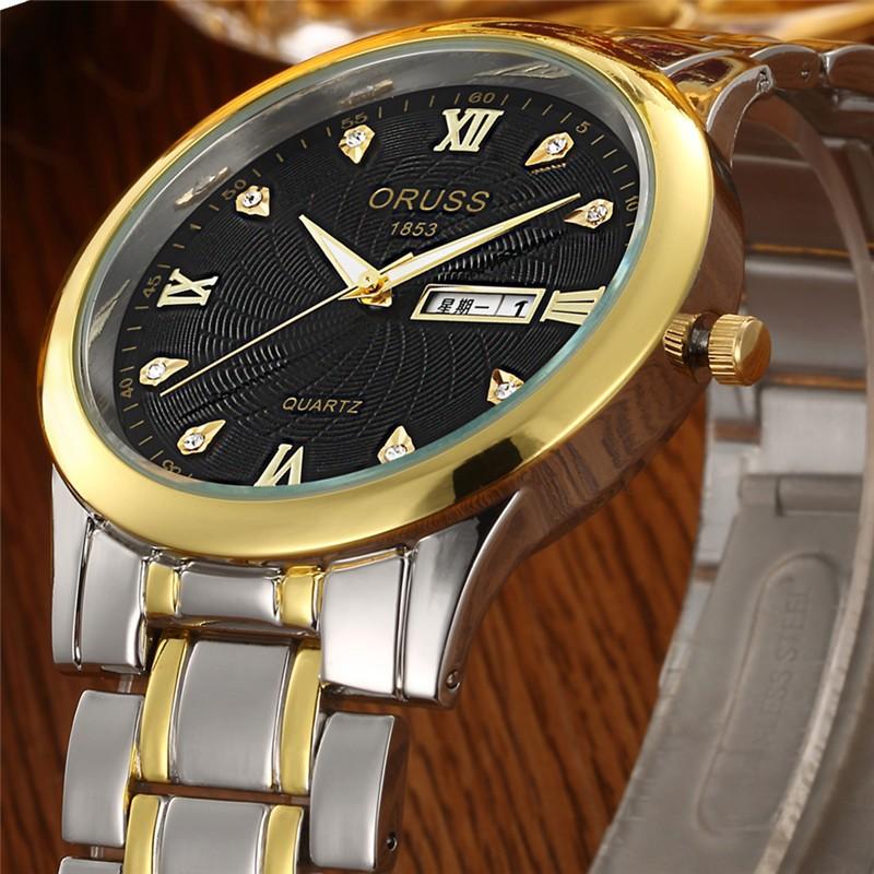 唯品悅聚正 瑞士手表男士全自動機械表商務夜光腕表鏤空男表防水精鋼帶