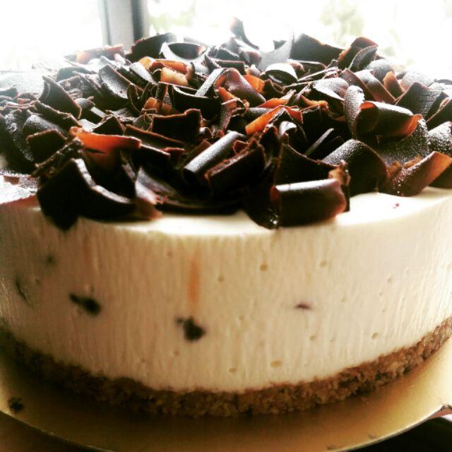 木削巧克力生乳酪蛋糕6 吋