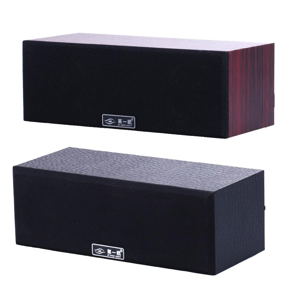 第一眼HP990 木質桌面音箱2 0 重低音炮電腦筆記本臺式迷你小音響