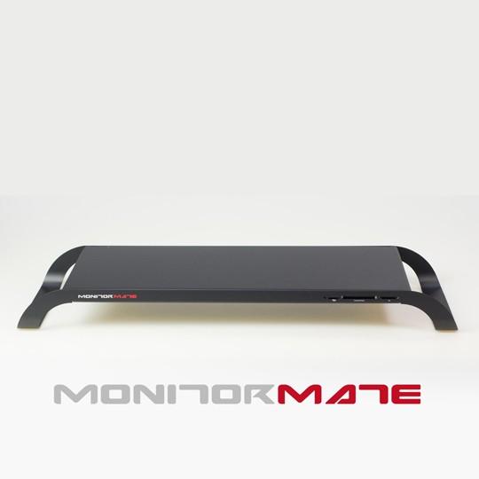 ~ 品~MONITORMATE ProStation 3 0 多 擴充平台霧面黑