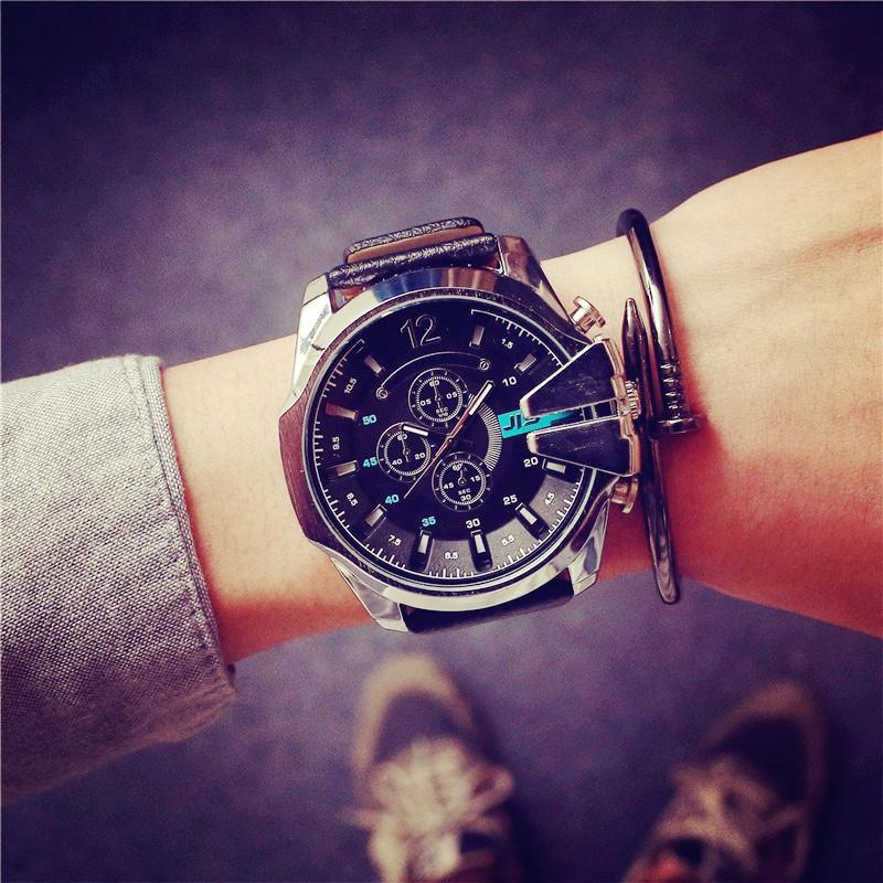 大表盤手錶男士超大男表 潮牌 潮表