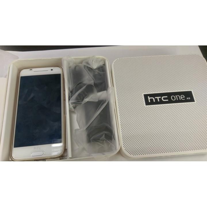 HTC A9 32G 月光銀內建指紋辨識、OIS 光學防手震