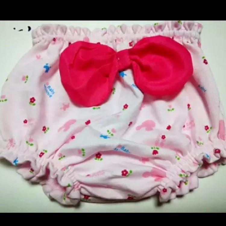 包屁內褲、PP 褲粉紅花花