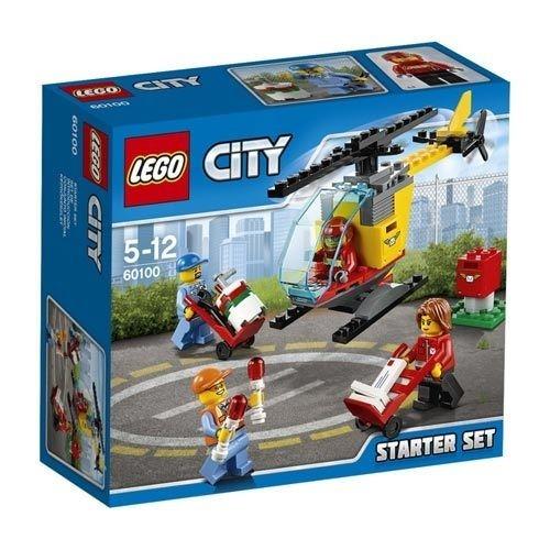 ~星宇玩具~LEGO 60100 _ CITY 城市系列Airport Starter S