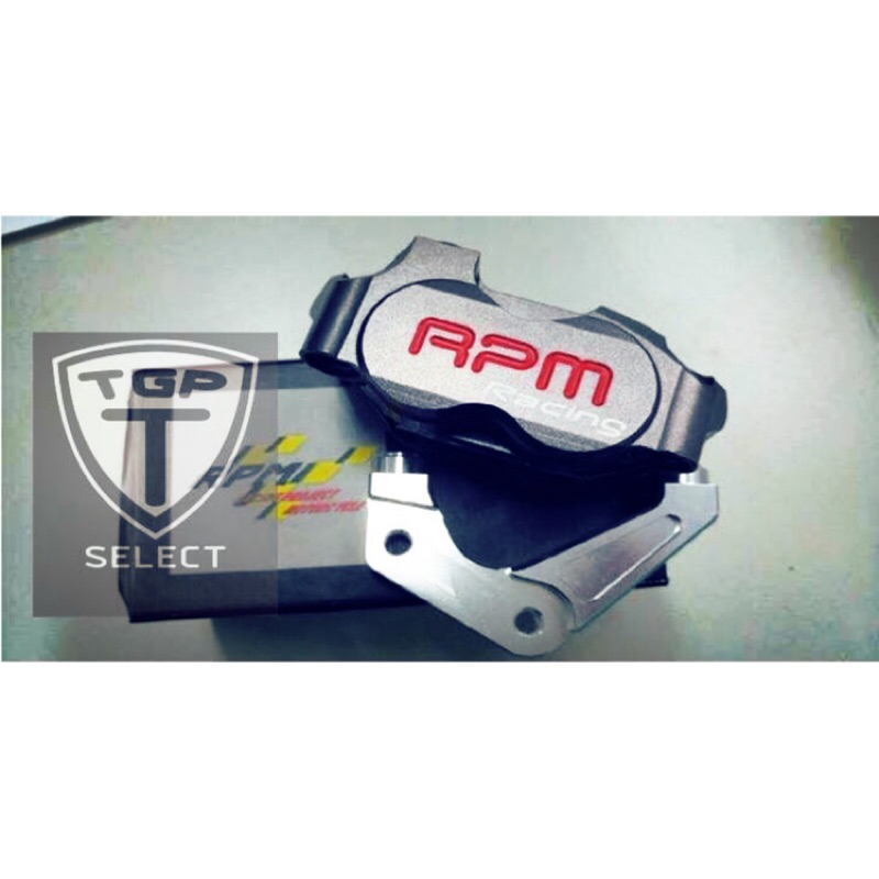 RS 車系 RPM 卡鉗含座輻射卡鉗 顏色