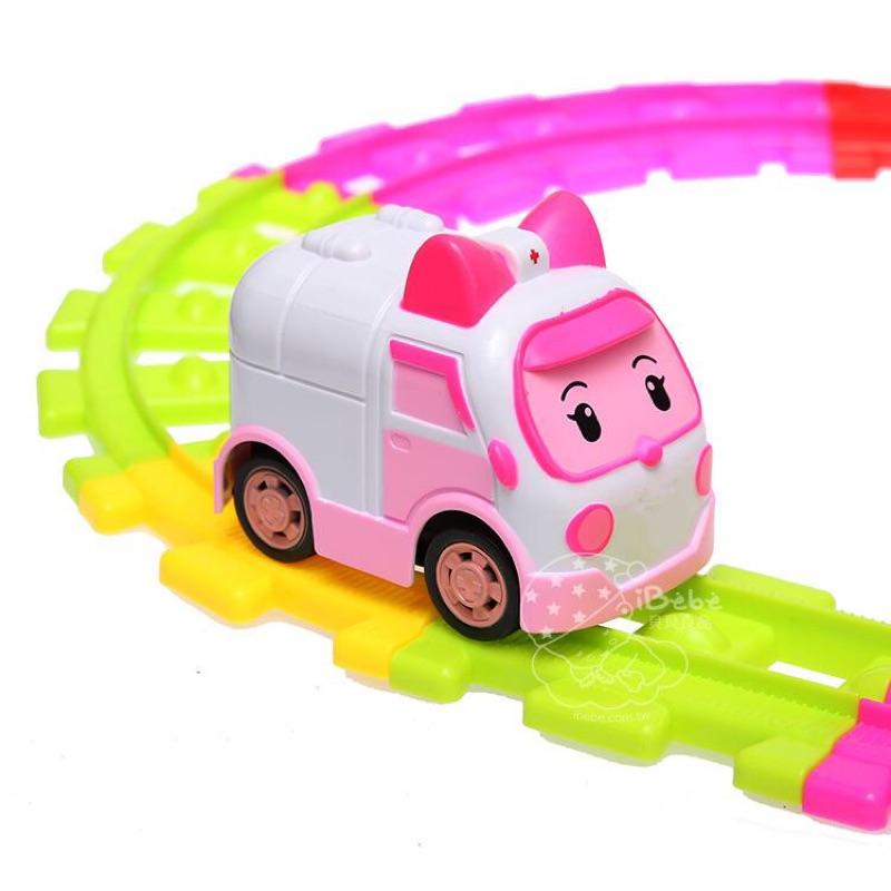 安寶彩虹圓型軌道電動車四款可組大型軌道 iBebe 貝貝良品