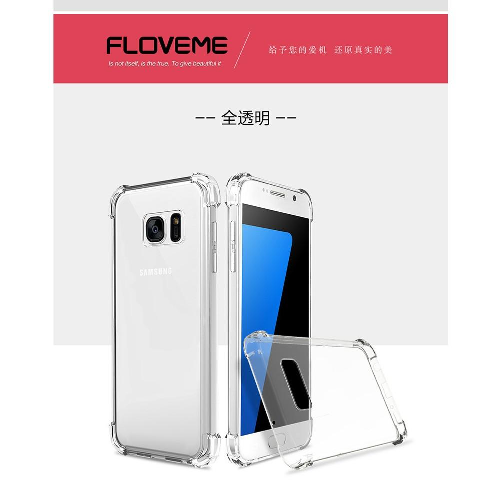 四角防撞 防摔加厚高透度TPU iPhone 6S i6 Plus iPhone 5S i