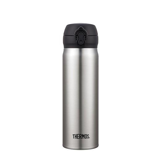 膳魔師超輕量真空304 不鏽鋼彈蓋直飲保冷保溫隨手隨行杯瓶500ml JNL 500 SB
