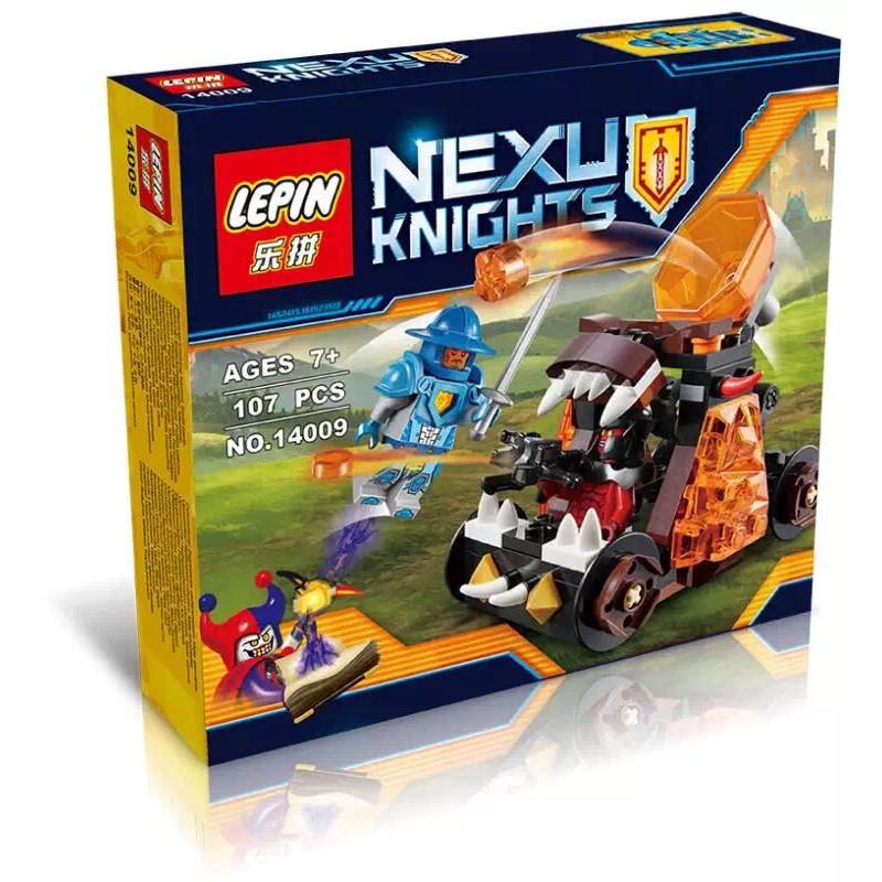 ~小喬兒~~ ~~樂拼牌14009 ~元素未來騎士團樂高積木玩具公仔與LEGO 相容