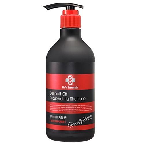 台塑生醫Dr s Formula 控油抗屑洗髮精580g