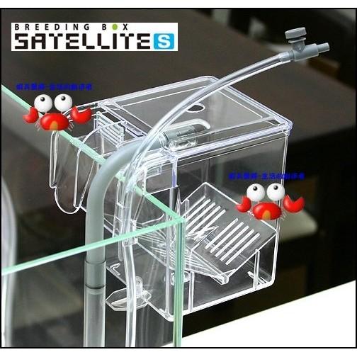 蝦兵蟹將~ SUDO ~S 5835 外掛式產卵飼育隔離箱S 型0 7L 隔離盒、繁殖盒、