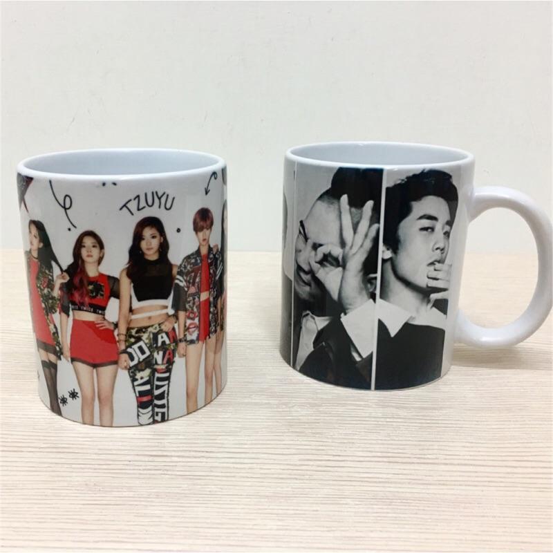 Ninipa 48 小時出貨客製化馬克杯可美編來圖訂製畢業禮情人節耶誕節生日禮動漫韓星同人