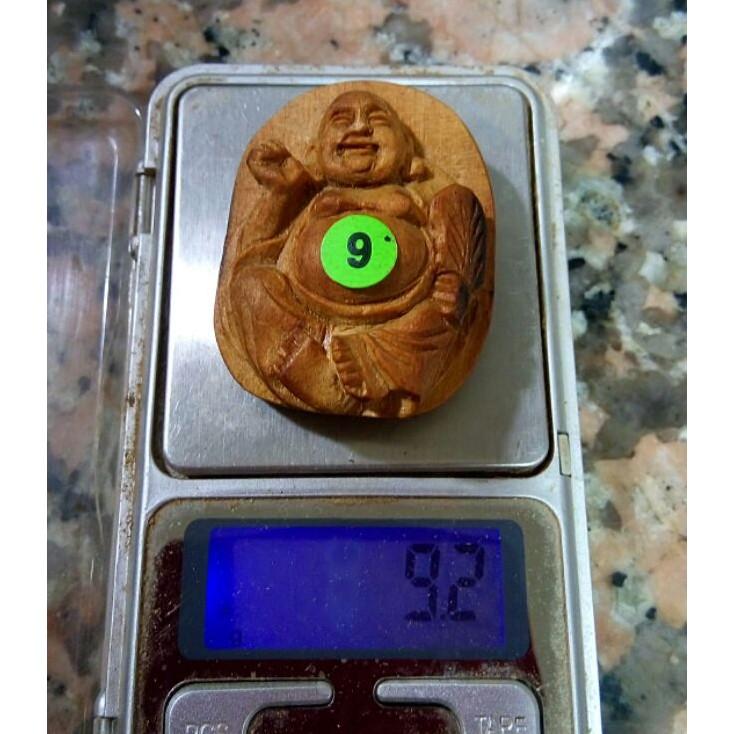劉家板橋檀原木彌勒正品越南河內 最香的檀香理氣最強的原材8 5 克