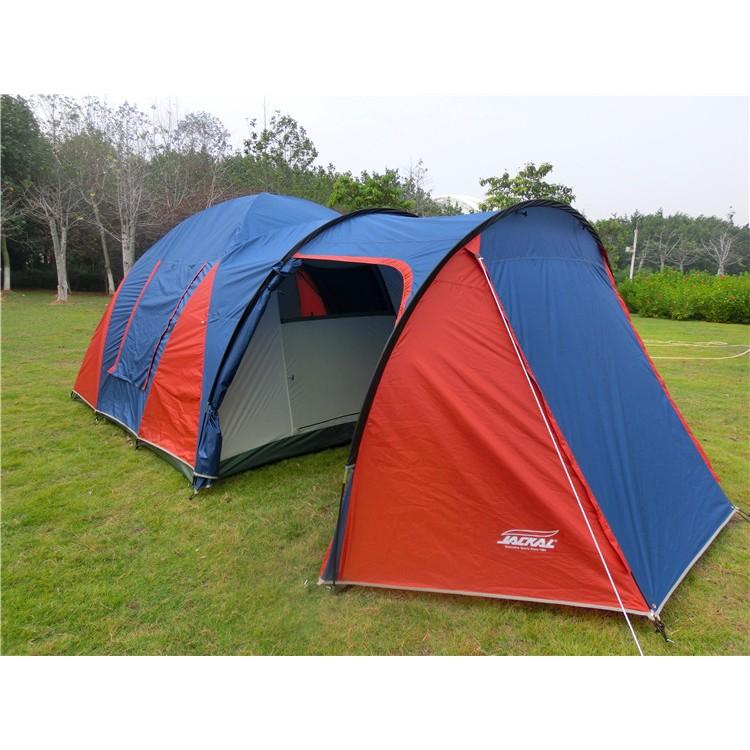 一房一廳露營帳篷內帳300x300cm 1 房1 廳全包覆外帳前後廳延伸超大帳篷睡帳 小家