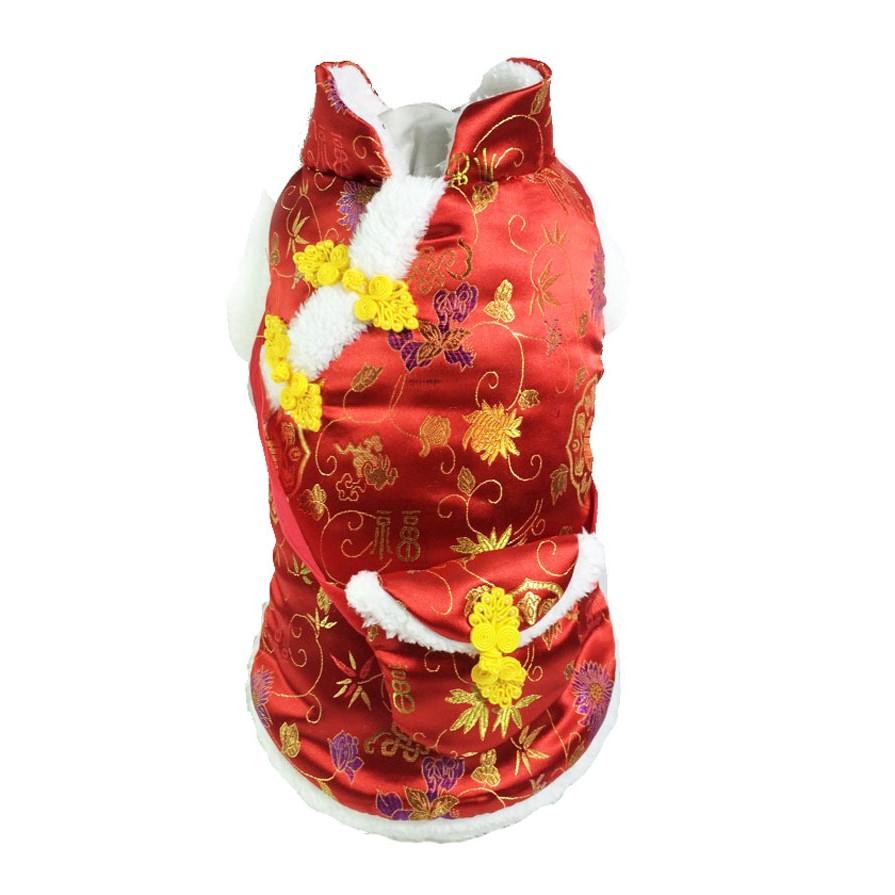 ~小樂寵~ !喜氣紅包袋中國風唐裝