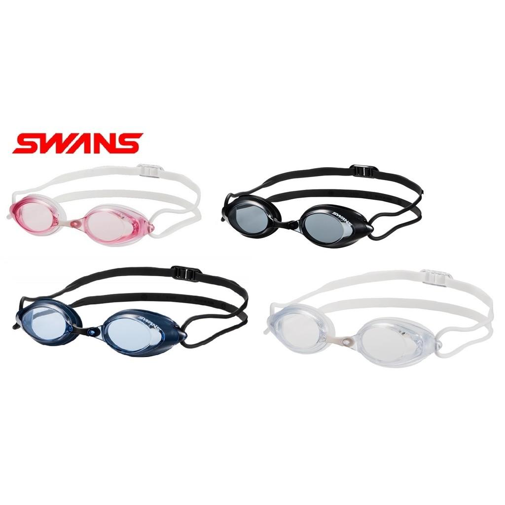 有氧小舖SWANS  光學品牌競賽型泳鏡SRX N 製