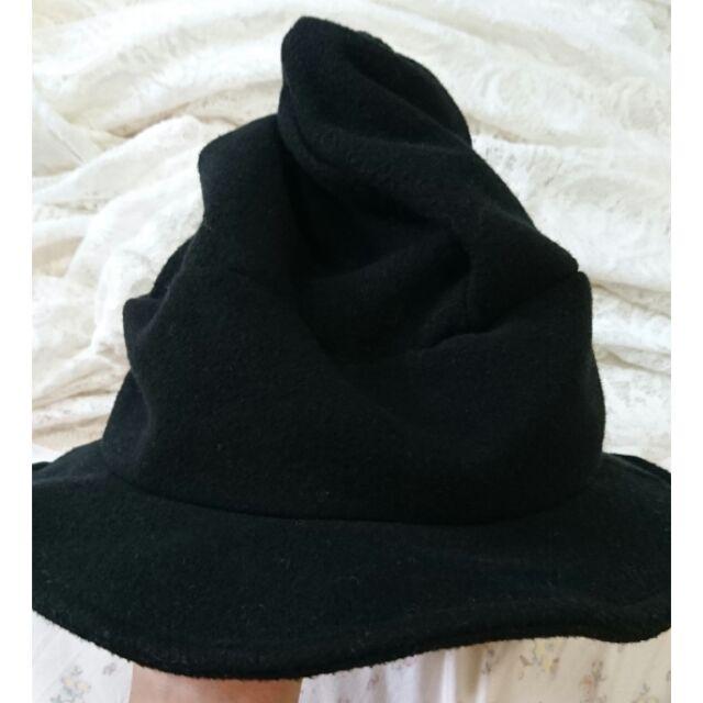 韓國 品牌Bien a Bien 毛呢巫婆帽冰淇淋帽