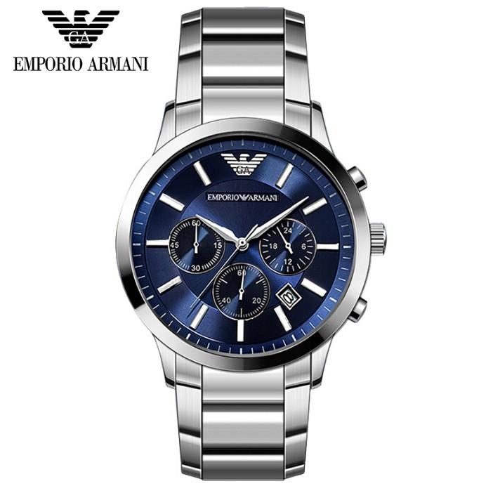 ~BUANG ~ARMANI 阿瑪尼正品男錶休閒商務手錶男簡約皮帶石英錶腕錶鋼帶手錶情侶錶