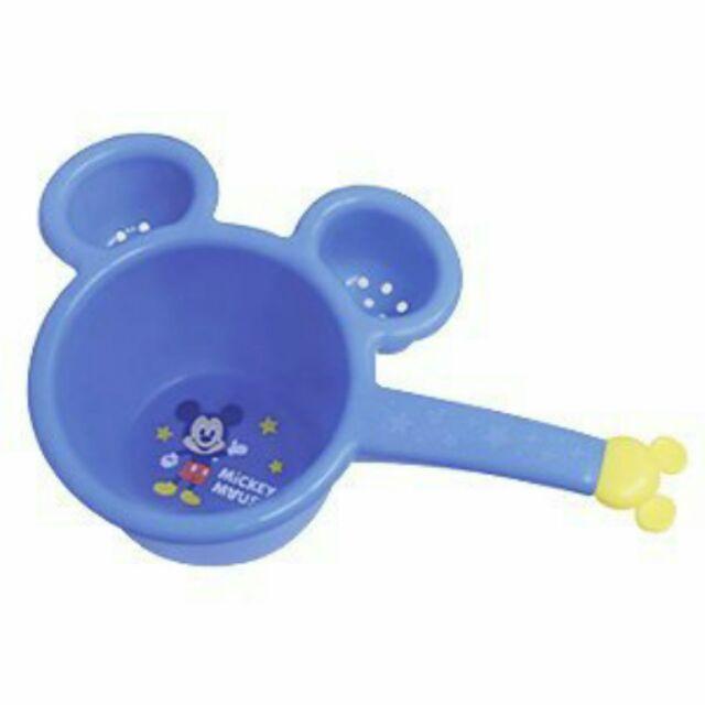 迪士尼Disney ~米奇Mickey Mouse ~兒童用水勺水瓢浴室用品 製49041
