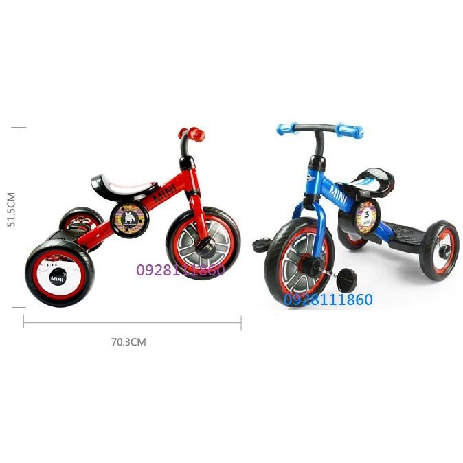 BMW  Mini Cooper Tricycle Bike 10 吋兒童三輪車腳踏車童車