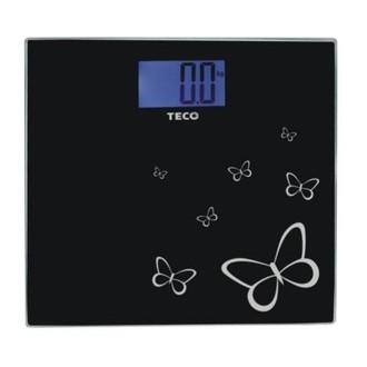 TECO 東元藍光 電子體重計XYFWT486 強化玻璃電子秤人體秤全家