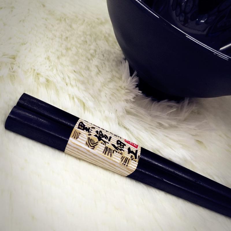 ~天然•木の極品~日式風格木品系列10 雙入檀木筷(另售日式飯碗)