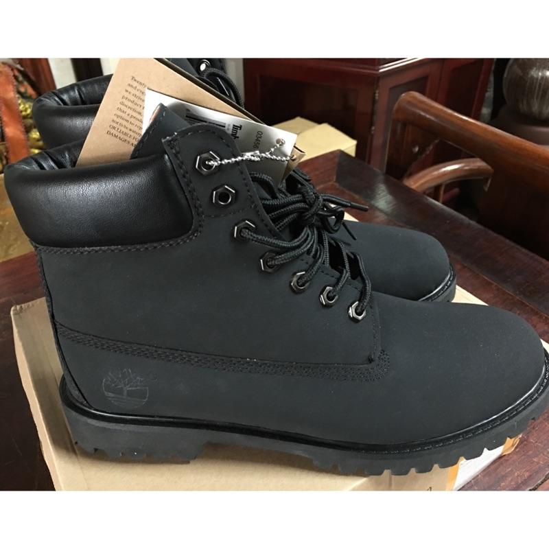 高筒靴黑色11 號靴子男靴
