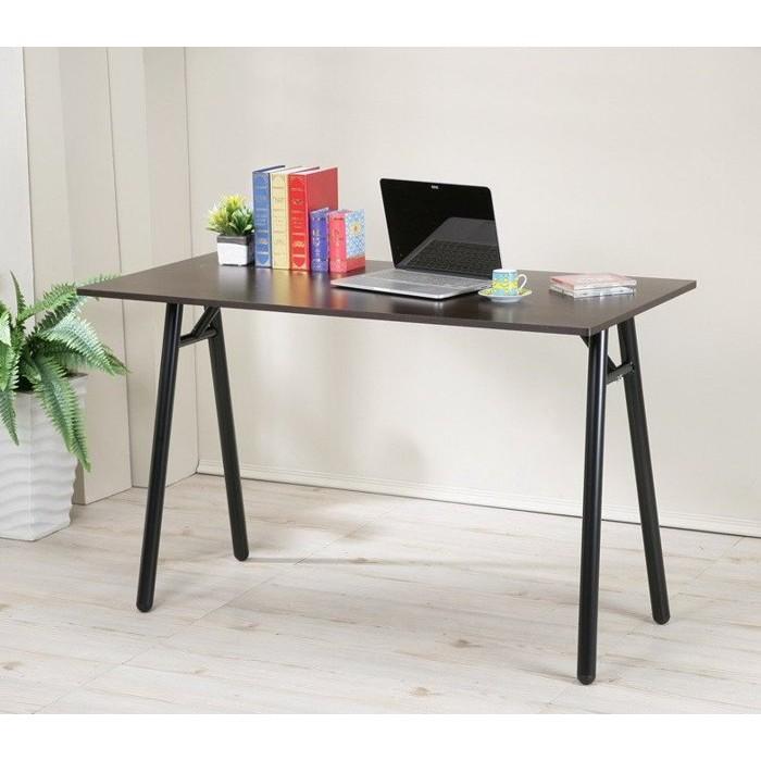 ~美物.儷家~120 公分A 型防潑水工作桌電腦桌書桌~DE2240WA ~可加購鍵盤架、