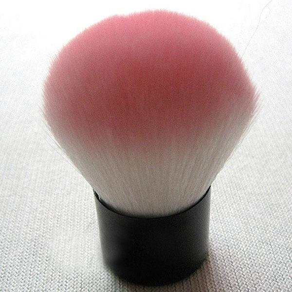 波斯毛蘑菇型腮紅蜜粉刷散粉刷~櫻桃飾品~~21027 ~