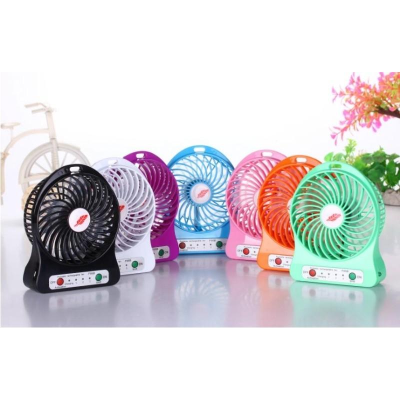 手持迷你風扇迷你充電風扇usb 充電風扇3 段強風