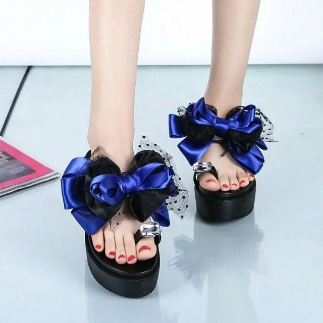 坡跟鞋高跟鞋尖頭鞋休閒鞋單鞋魚嘴鞋平底鞋鬆糕鞋厚底鞋低跟鞋高跟涼鞋 套趾水鉆蕾絲涼拖女厚底