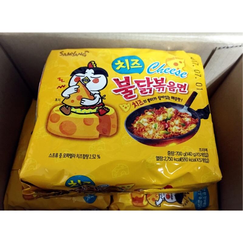 ⭐️ ⭐️韓國三養起司辣雞炒麵辣雞麵